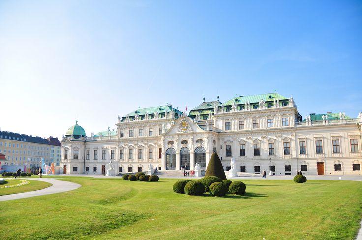 Belvedere Palace, Vienne