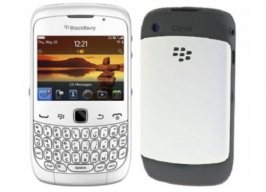 BB Curve 9300 White
