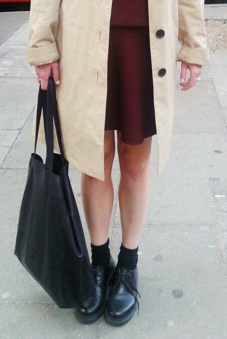Francecsa Amato- trench coat