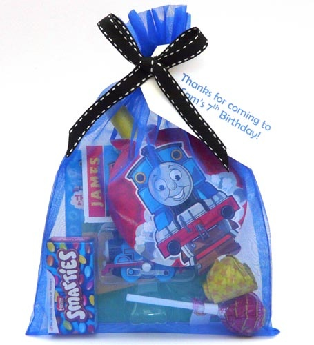 Thomas the Tank Engine Party Bag