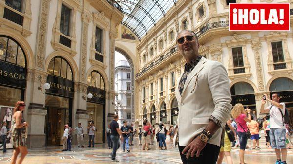 En ¡HOLA!: Alejandro Fernández, un hombre a la moda