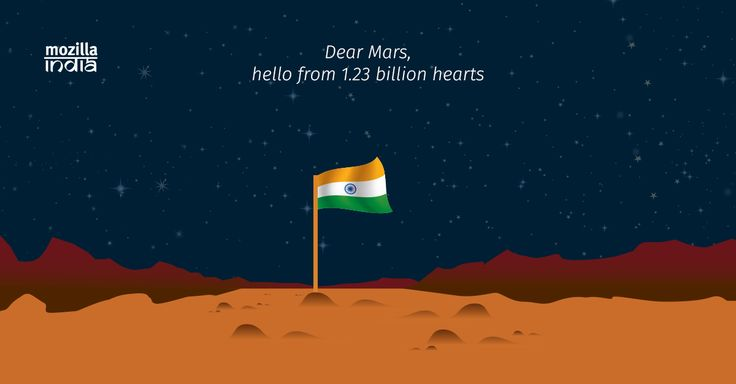A hearty congratulation to all ISRO's Mars Orbiter Mission persons who made this huge success. You shared 1.23 billion smiles to #Mars