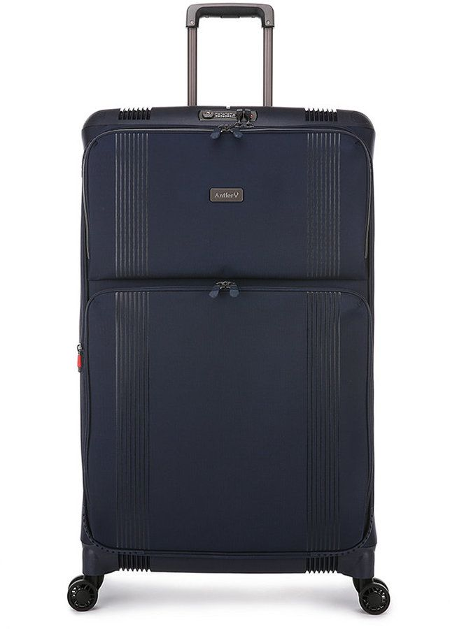 "Antler Titus Dlx 32"" Hybrid Expandable Spinner Suitcase"