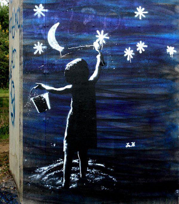 « Il est grand temps de rallumer les étoiles » Guillaume Apollinaire