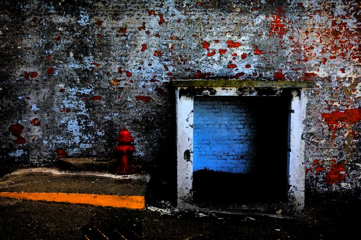 Red Hydrant Alcatraz. Photoartists.ca All images are available for purchase. We print on photographic paper or watercolour paper. We also print on canvas and cotton for stretchers. If interested in any of my works please email me at Brian@photoartists.ca Images are also available in trip tics and doubles (one image cut into 2 or 3 and gallery wrapped) to be displayed together.
