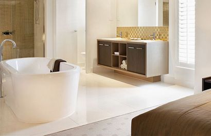 We provide best bathroom renovations services in Perth. Make your selection from our range of bathroom furniture or custom design.