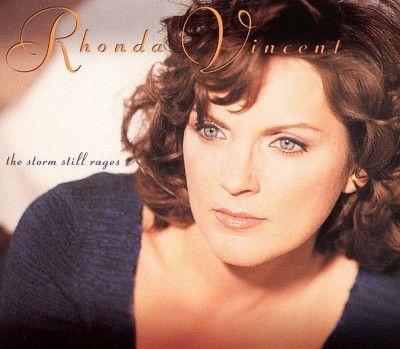 Rhonda Vincent - Storm Still Rages (CD)