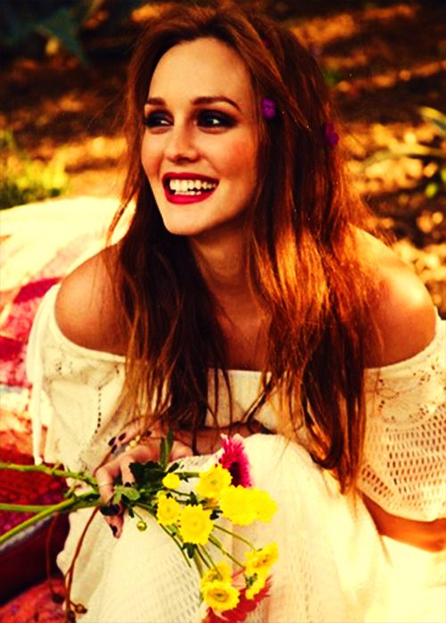 """Any fear of aging, I think, is simply vanity"" -Leighton <3"