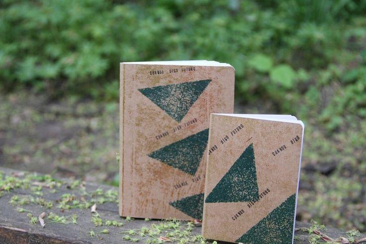 Pack x2 Notebook Stamp - Cuando digo futuro.. #En la Calle
