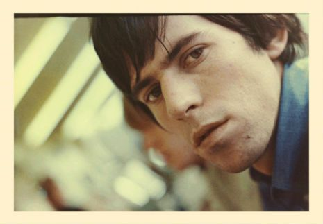 K. Richards, Clearwater/Floride 1965 from greenroomsession.fr