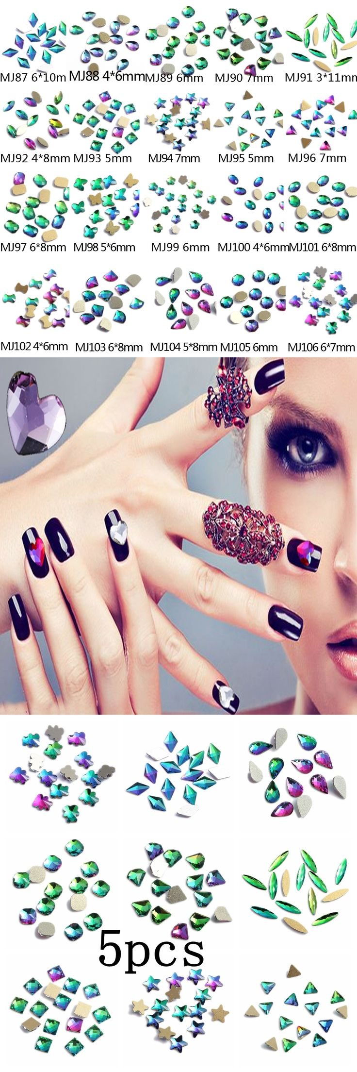 769 best Nails & Tools images on Pinterest