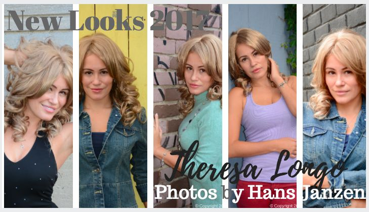 New Looks & Fall Photos By Hans Janzen Featuring Actress Theresa Longo