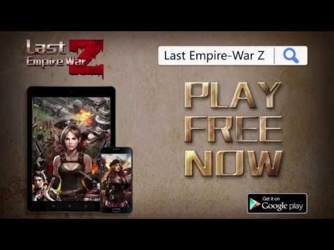 Last Empire War Z best mobile game