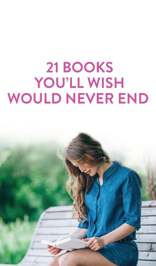 Books you'll wish would never end #Books #Summer #Reading #List
