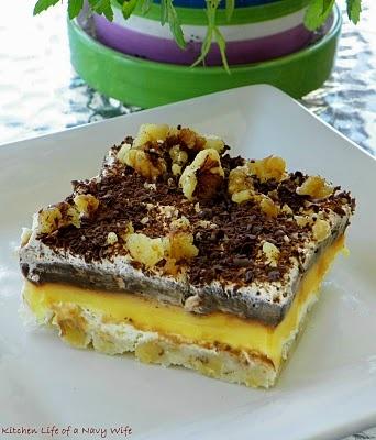 Better Than Brad Pitt Dessert: Kitchens, Pitt Dessert Kitchen, Dessert Kitchen Life, Better, Brad Pitt, Cake Desserts Breads, Navy Wife