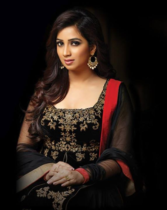 Shreya Ghosal....  Many many happy returns of the day...... I love Ur singing and song.......
