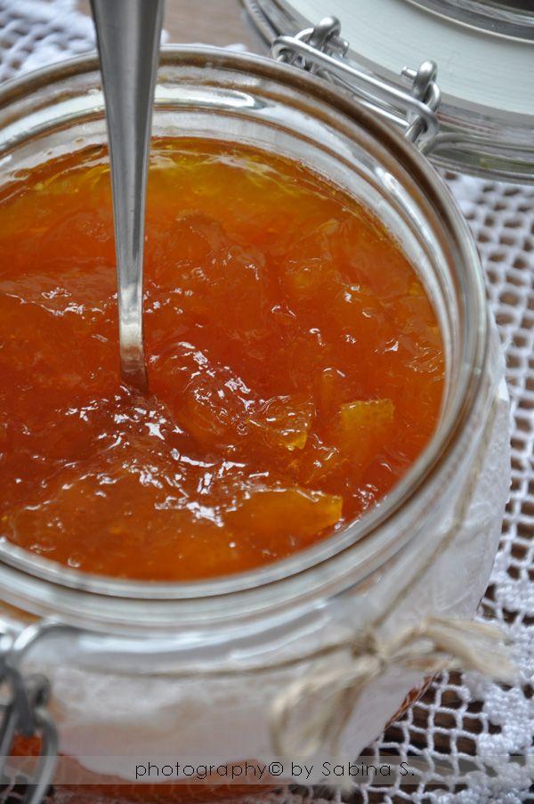 Due bionde in cucina: Marmellata di mandarini