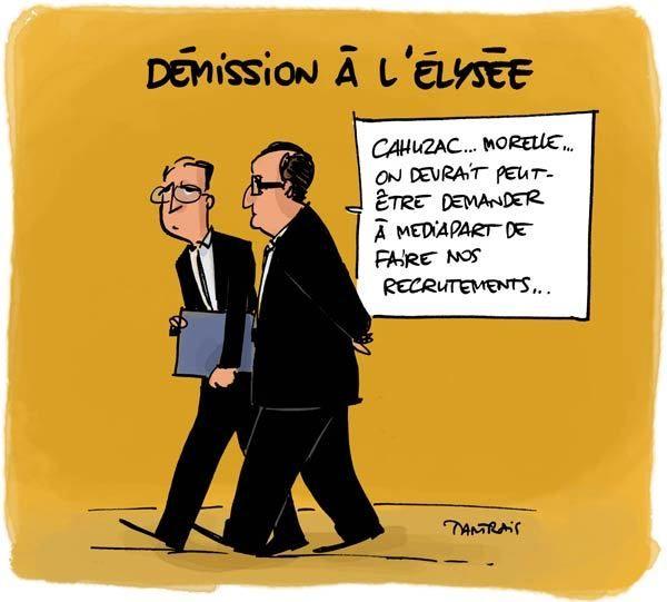 Aquilino Morelle, François Hollande, conseiller, Mediapart, scandale