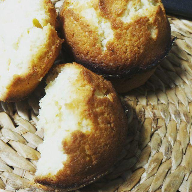 """Queques de manteiga. """"A Minha Cozinha""""  Clara de Sousa"""