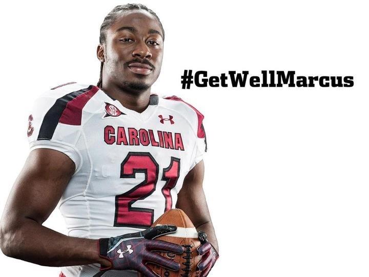 Get well marcus university of south carolina go
