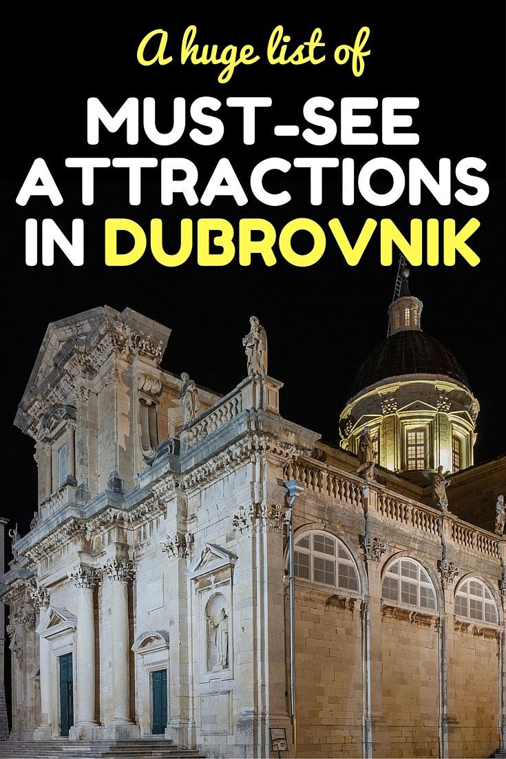 If you travel to Croatia, then no doubt you've planned a trip to Dubrovnik. But what is there to do in Dubrovnik? Loads, oh-so-much, this is our list of what to do in Dubrovnik...