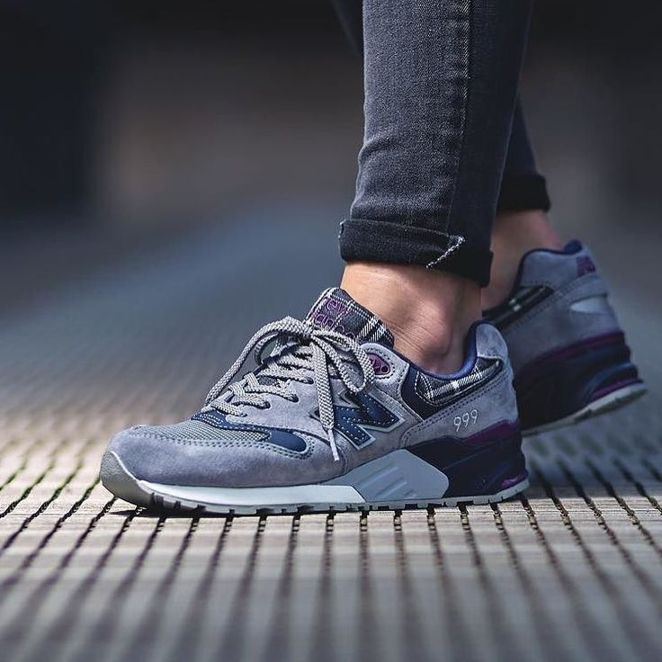 """Sneakers femme - New Balance 999 """"Tartan Pack"""" (©titolo)"""