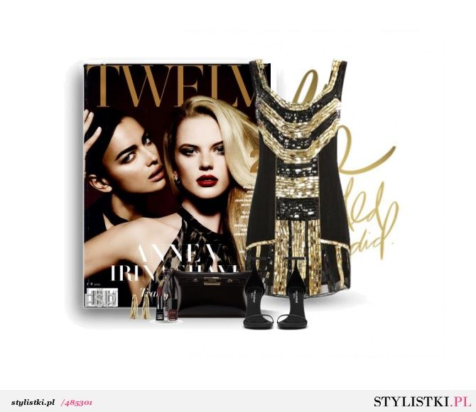Black and Gold - Stylistki.pl