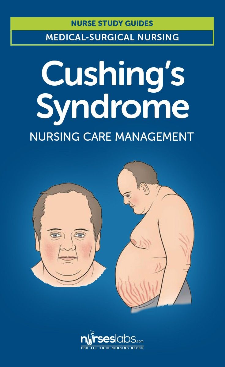 Cushing's Syndrome Nursing Care Management and Study Guide