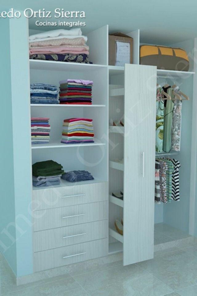 Disenos De Closets Para Tu Hogar Diseno De Armario Para Dormitorio Disenos De Closet Modernos Disenos De Closet Pequenos
