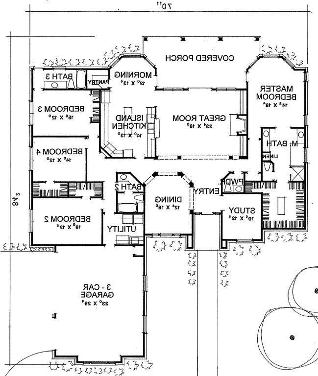 116 besten House Plans Bilder auf Pinterest | Haus blaupausen, Haus ...