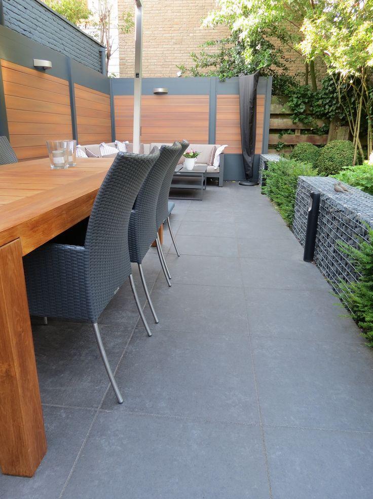 deski tarasowe - ogrodzenia ideal fiberon