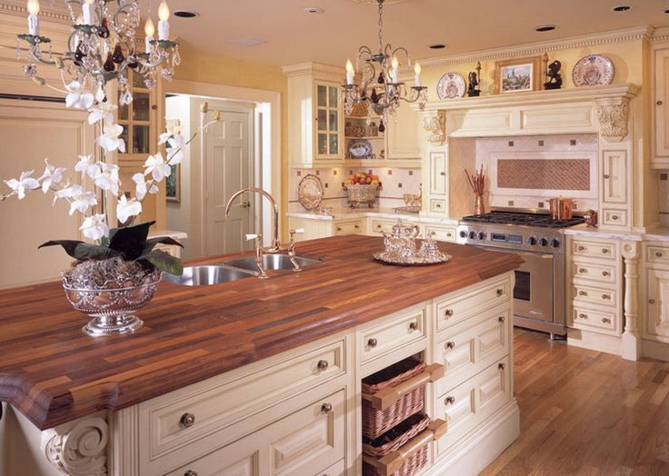 Luxurious Victorian Style Kitchens Will Make You As A Queen: Victorian Style Kitchens Pictures