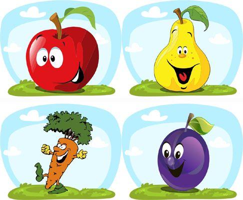 Gyümölcs, Ovis jelek, matricák, vasalható és bevarrható szalagok