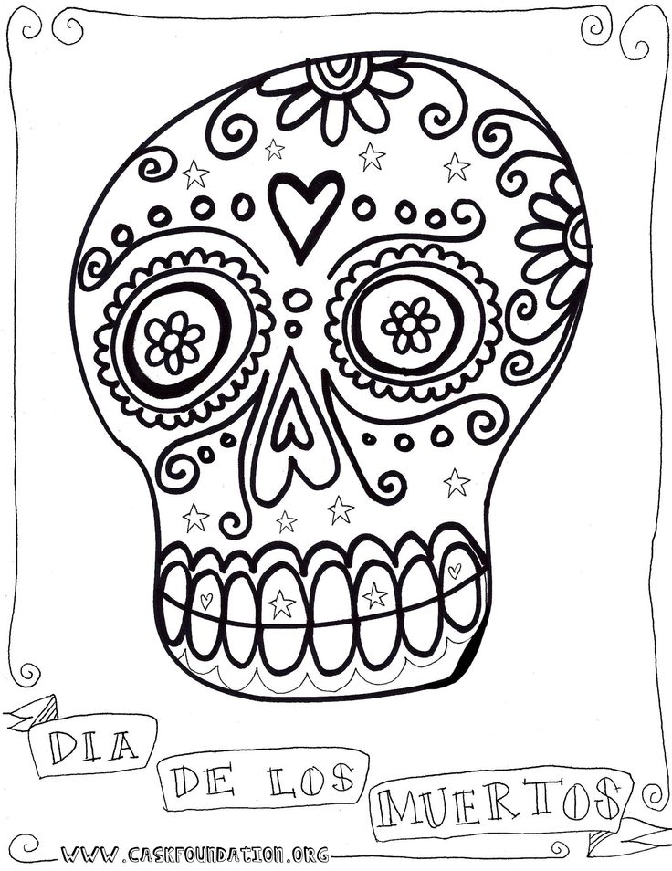 41 best d a de los muertos in preschool images on for Day of the dead crafts for preschoolers