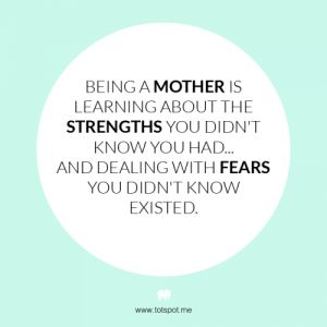"""Being a mother is.."" Quotes. 13 Inspirational Parenting Quotes for Every Mother"