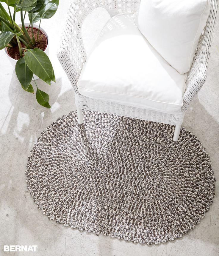 Welcome Home Crochet Rug