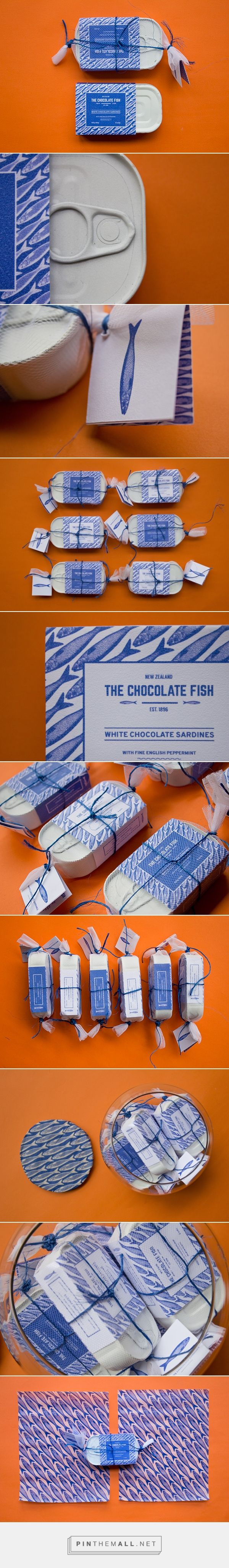 The chocolate fish / The chocolate fish is a New Zealand chocolate brand, that…