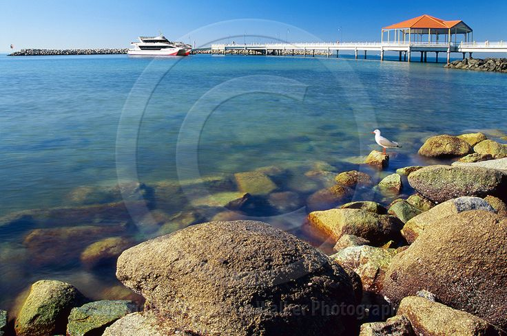 The Eye Spy of Brisbane Whale Watching, moored at the Redcliffe jetty in Moreton Bay, Queensland, Australia.  For image licensing enquiries, please feel welcome to contact me at derekwalker73@bigpond.com  Cheers :)