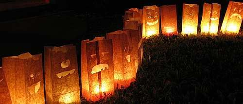 halloween campsite decorations | halloween_fan: Decoration Ideas For Camping Out?