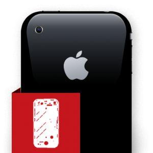 Επισκευή LCD case home frame iPhone 3G (bezel)