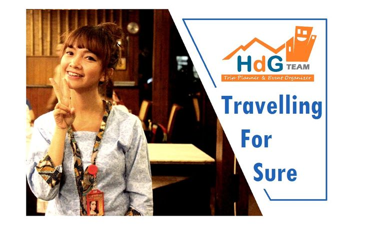 """Travelling For Sure"" (HdG Team Trip Planner Advertisement)"