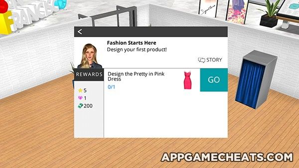 Fashion Empire - Boutique Sim Cheats & Hack for Cash & Gems…