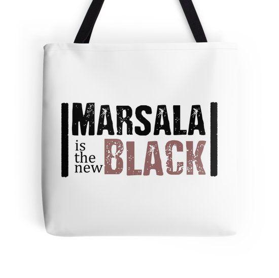 Beautiful Cushions/Marsala is the new Black