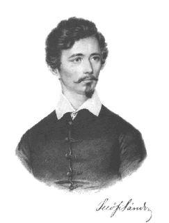 Életrajzok és Művek: Petőfi Sándor magyar költő, forradalmár, nemzeti hős