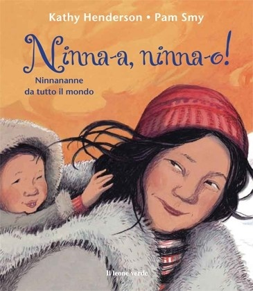 "Libri per bambini: ""Ninna-a Ninna-o"". Ninnananne da tutto il mondo, autori: Kathy Henderson #libro #book #ninnananna"