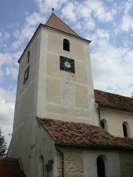 Imagini pentru biserica evanghelica din gusterita sibiu