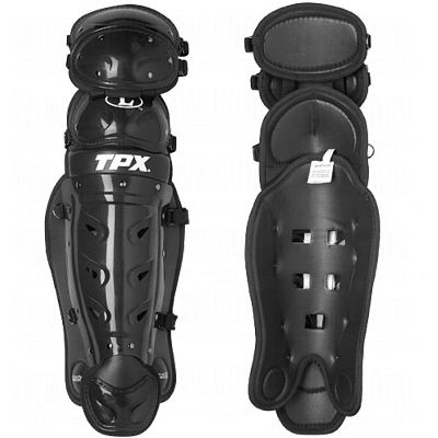 Image of Louisville Slugger OSGX TPX Omaha Large Shin Guards
