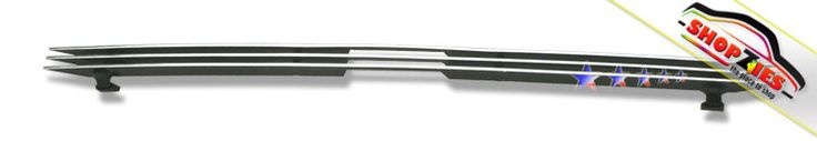 Chevy Tahoe Billet Grille Grill Bolt Over Aluminum Polished 1PC Top Panel