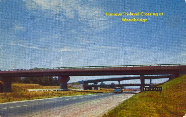 FAMOUS TRI-LEVEL CROSSING AT WOODBRIDGE