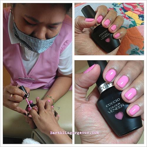 My Eyelash Extension & Gel Nail Polish Experience @ California Nails & Day Spa